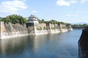 특별사적 오사카성터